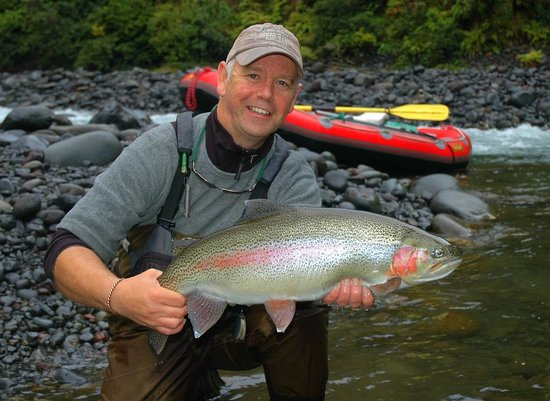 The new zealand flyfishing company taupo top tips for Fly fishing new zealand