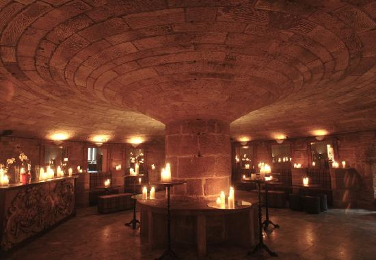 Peckforton Castle Wine Cellar Bar & Wine Cellar Bar - Picture of Peckforton Castle Tarporley - TripAdvisor