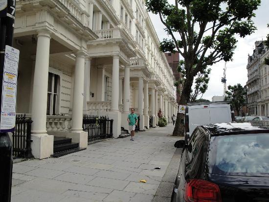 Hyde Park Suites Serviced Apartments: Le quartier côté Hyde Park