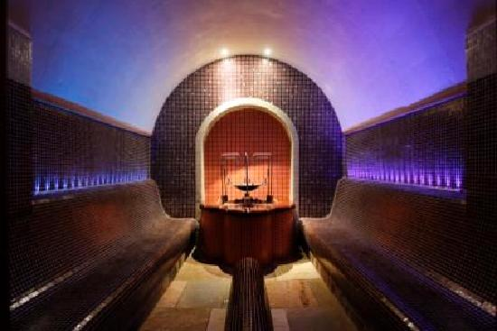 Newark-on-Trent, UK: Steam room