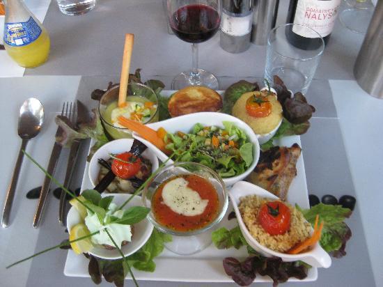 Grain de Sel: The 27 Euro tasting menu