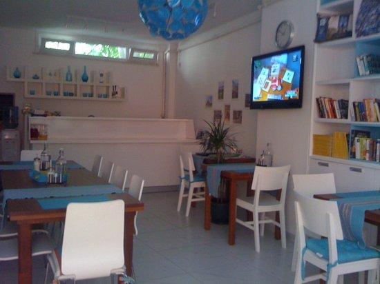 Minel Hotel: lobby