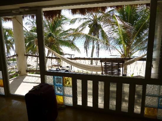 Las Ranitas Eco-boutique Hotel: vista dalla suite