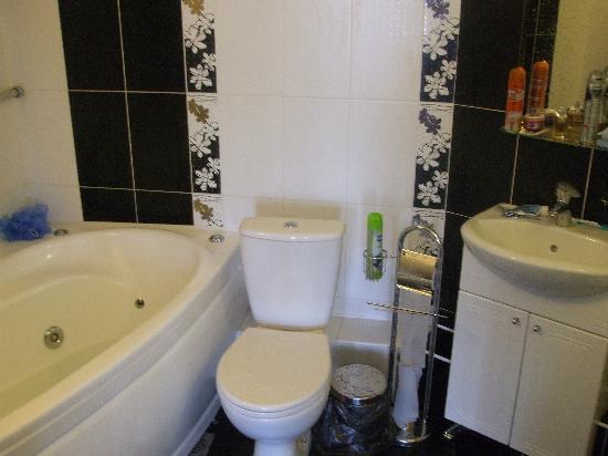 Pinsk, Belarus: Bathroom