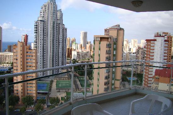 Playamar Apartments Click Benidorm: The Balcony