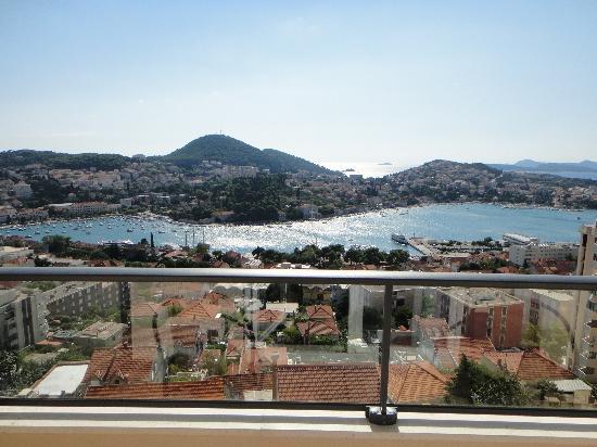 Hotel Adria: view