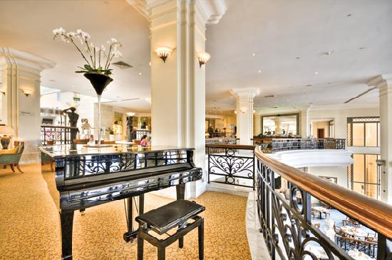 Hilton Malta: Lobby