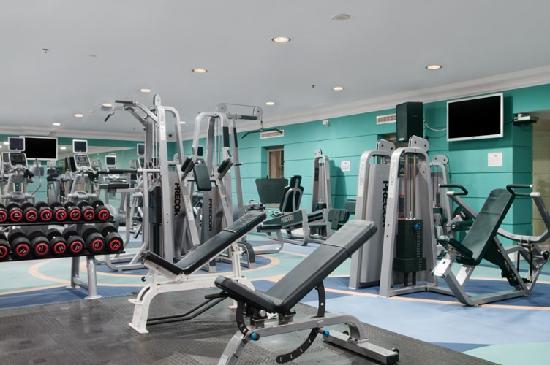 Hilton Malta : Gymnasium