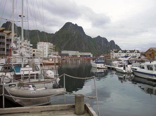 Nordland, Noruega: Kveldsteming i Svolvær