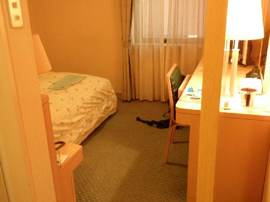 Hotel Foliage Sandai : 室内