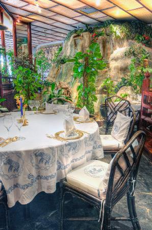 Hilton Malta: Blue Elephant Restaurant