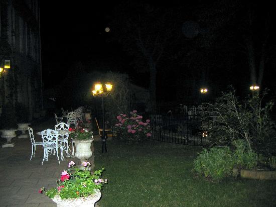 Hostellerie du Grand Duc: le parc