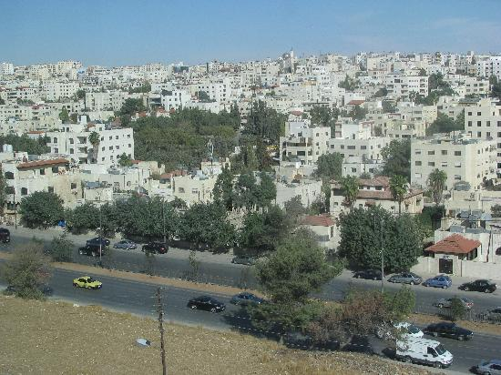 Larsa Hotel: View from hotel room window