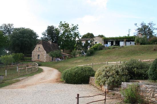 Hameau du Sentier des Sources : Le hameau