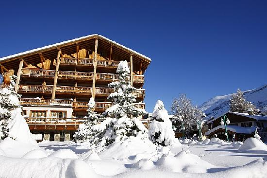 Photo of Residence Le Cortina Les Deux-Alpes