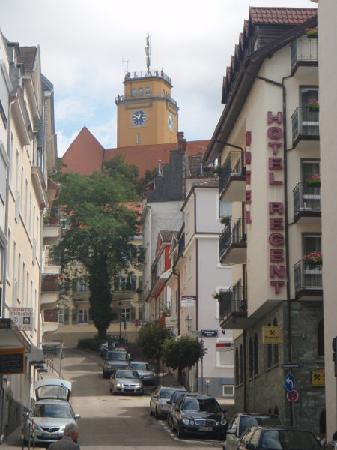Regent Hotel: Street View