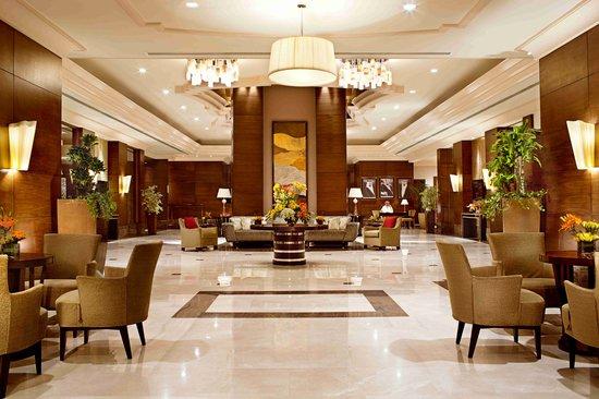 Raffles Makkah Palace: Lobby