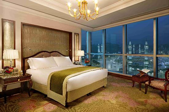 Raffles Makkah Palace: Signature Suite