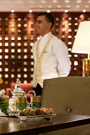 Raffles Makkah Palace: Narjes Restaurant