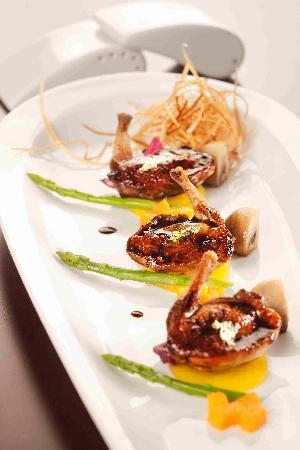 Raffles Makkah Palace: Food