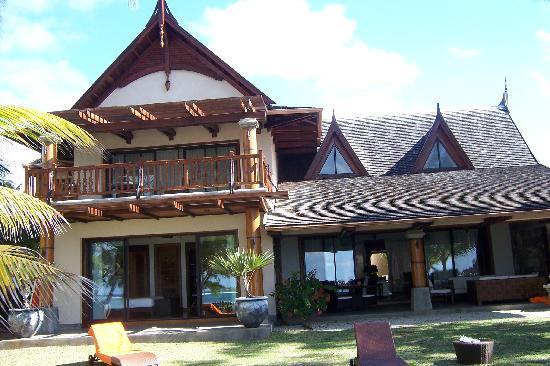 Sankhara Luxury Beach Villa: Tiara villa