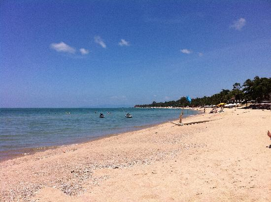 Zara Beach Resort: Beautiful Lamai beach