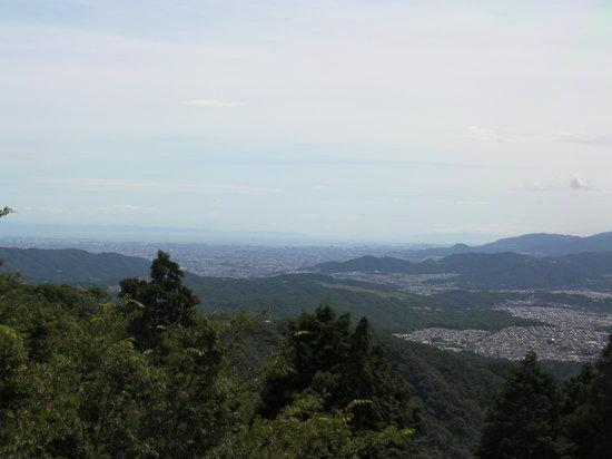 Mt. Nosemyoken: 山頂からの風景