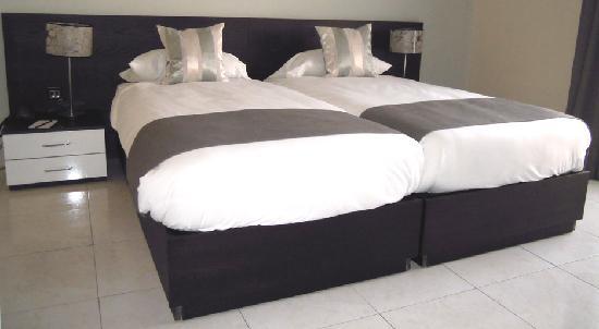 Argento Hotel: i letti