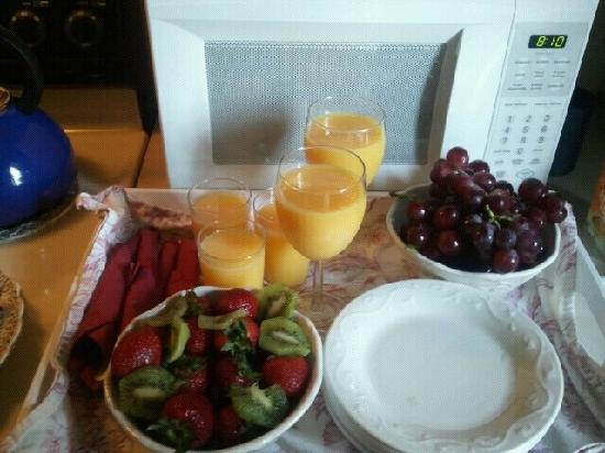 Old Summer House: Breakfast