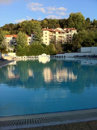 Hotel Lyon Metropole : amazing 50 metre Olympic pool
