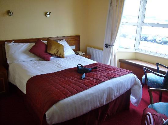 Arnolds Hotel: Stanza