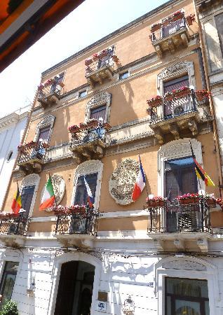Hotel Novecento: Facciata