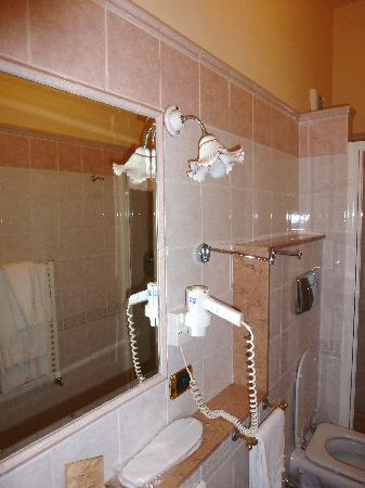 Hotel Novecento: Bagno