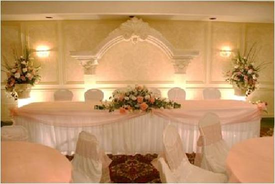 FairBridge Hotel at Executive Plaza Wheeling: One of our Banquet Rooms