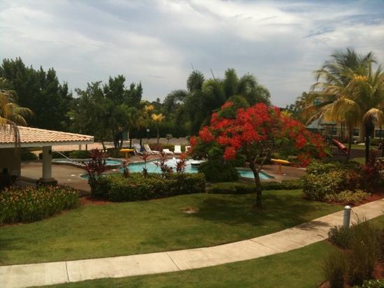 Aquatika Beach Resort : Una de las piscinas