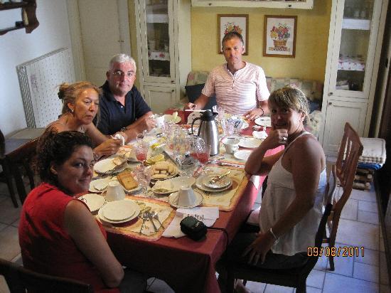 Thiesi, Italia: Hora del desayuno