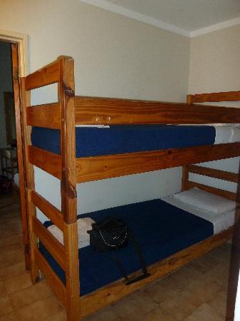 Mopani Rest Camp: avec 2 lits supplémentaires !