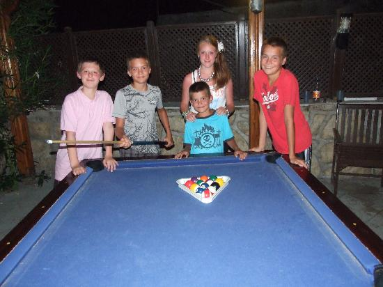 Bitez, Turquia: all kids love pool