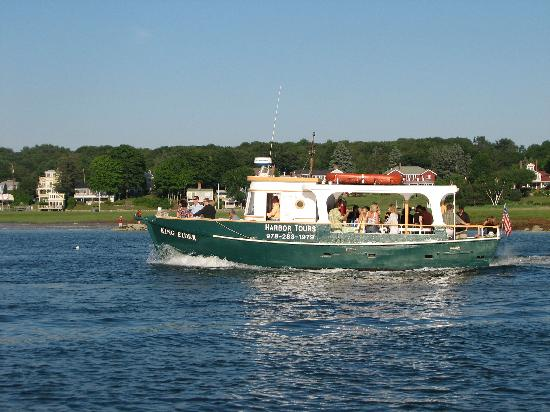 Harbor Tours: Circling beautiful Cape Ann aboard King Eider