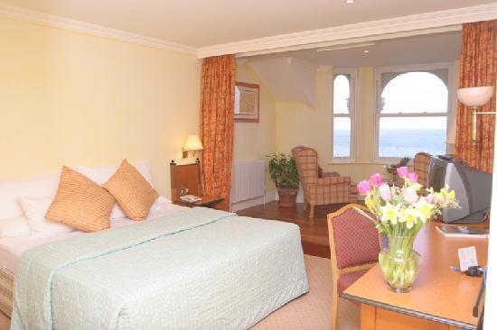 Sefton Hotel: Seaview Room