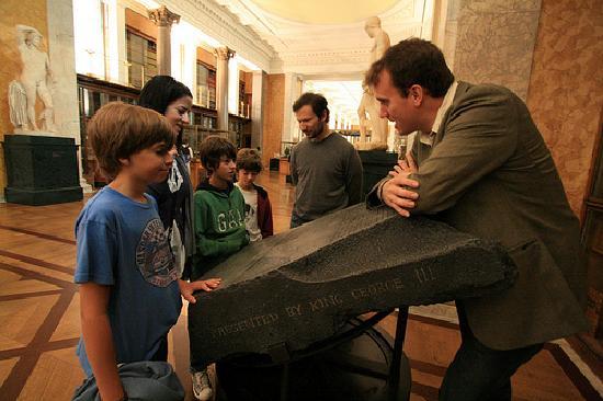 Context London Tours : British Museum