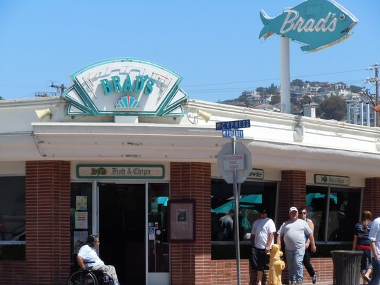 Brad S Restaurant Pismo Beach