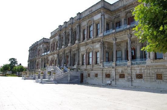 Ciragan Palace Kempinski Istanbul: Palastbereich des Hotels