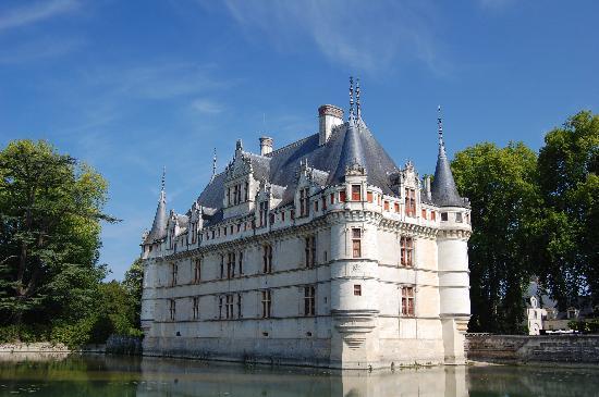 azeylerideau picture of chateau of azay le rideau azay. Black Bedroom Furniture Sets. Home Design Ideas