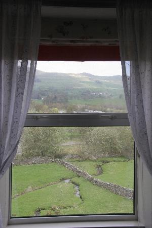 Wensleydale House: View from Stagsfell Room