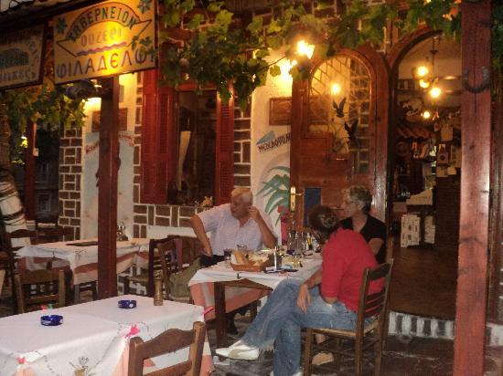 Filadelfi Restaurant, a must !