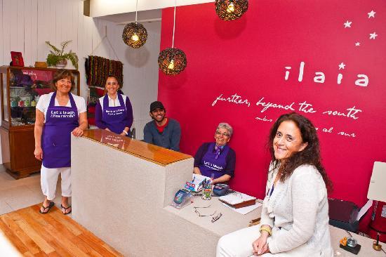 Ilaia Hotel: familia ilaia 1