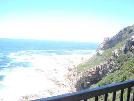 Plettenberg Park Hotel & Spa: View from the Balcony