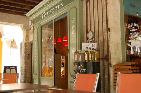 Restaurant Terroirs