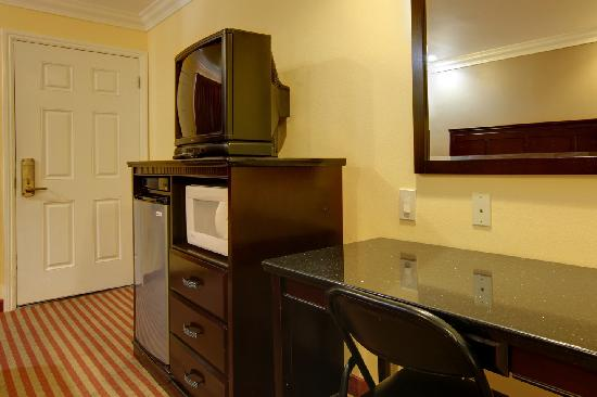 Americas Best Value Inn Downtown: Room Amenities